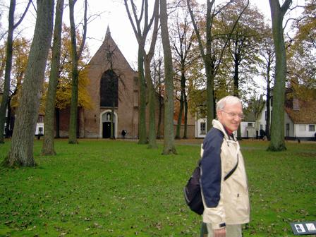 Douwe Tiemersma in Brugge