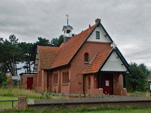 St.Egbertskapel aan de Badweg
